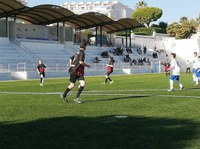 Futbol 7 inclusiu: Horitzó-Can Mir B - C. E. Terra Negra
