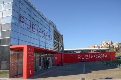 La formació tindrà lloc a l'edifici Rubí Forma (foto: Localpres).