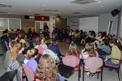 La reunió ha comptat amb la participació de 42 consellers d'entre 10 i 14 anys (foto: Localpres).