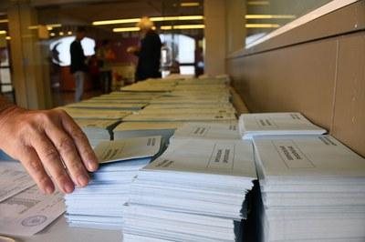 En aquests comicis, els electors hauran d'escollir la nova composició del Congrés dels Diputats i del Senat (foto: Ajuntament).