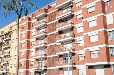 S'incrementen les peticions d'ajut a l'habitatge durant el 2016 (Foto: Lídia Larrosa) .