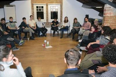 Una reunió a la Torre Bassas ha servit per donar el tret de sortida a aquest nou òrgan (foto: Localpres).