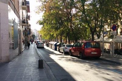 Els caps de setmana, els carrers Maximí Fornés, Pere Esmendia i Doctor Turró estaran tallats a la circulació.