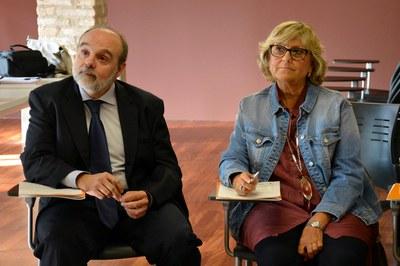 Pau Turón i Ana Rodríguez, convidats d'aquesta segona sessió
