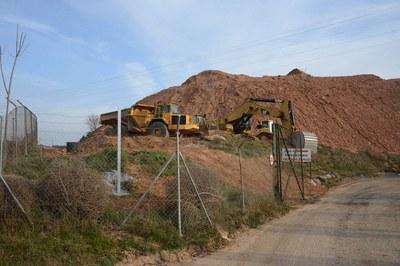 Imatge dels terrenys de Can Balasc (foto: Ajuntament de Rubí – Localpres).