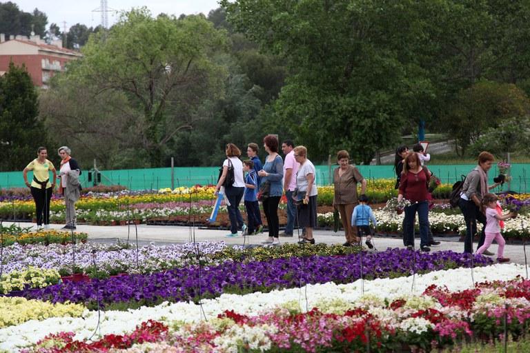 Centenars de persones han visitat el recinte (foto: Localpres)