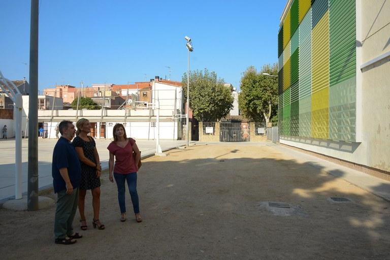 L'Escola Pau Casals ha estrenat imatge (foto: Localpres)