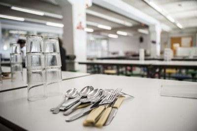 Els ajuts de menjador els concedeix el Consell Comarcal (Foto:Ajuntament/Localpres).