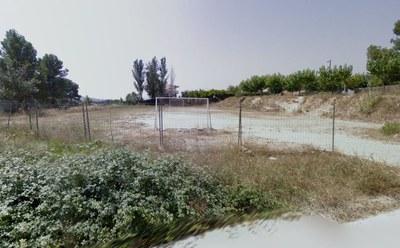 Aquesta és la ubicació de la pista (Foto: Google).