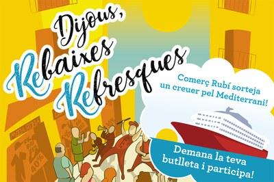 Detall de la imatge de la campanya Rebaixes, Refresques.