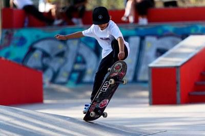 Les obres a l'skatepark permetran ampliar les instal·lacions (foto: Ajuntament de Rubí – Localpres).