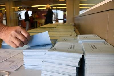 La ciutadania torna a estar convocada a votar (Foto: Ajuntament de Rubí - Localpres).