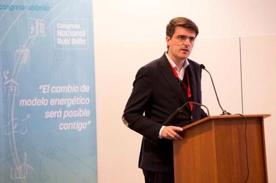 Jorge Morales ha moderat el congrés (foto: Localpres)