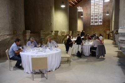 Tast final dels Premis Vinari 2014 (foto: Localpres).