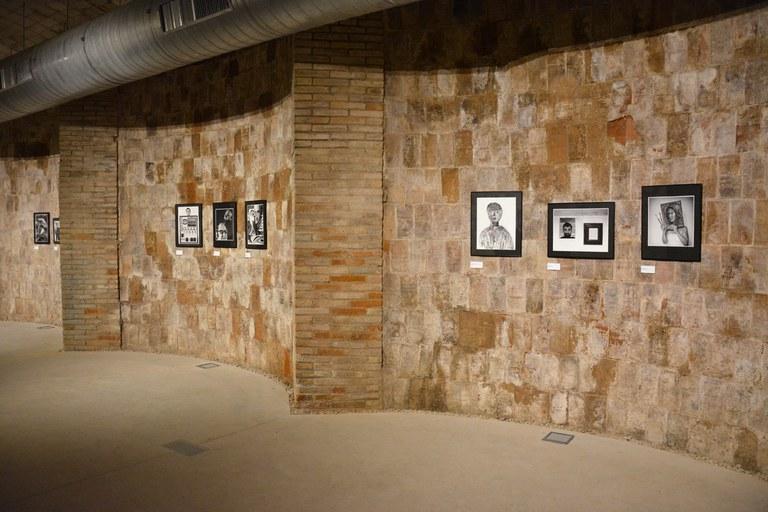 La Sala Cèsar Martinell acull un total de 54 fotografies