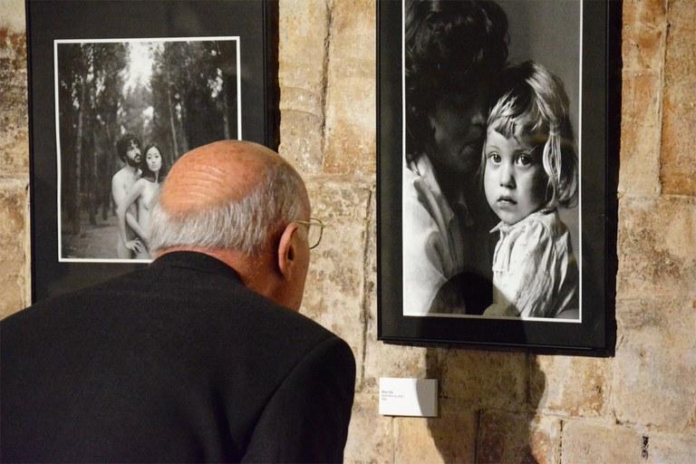 L'exposició reuneix imatges de diferents fotògrafs