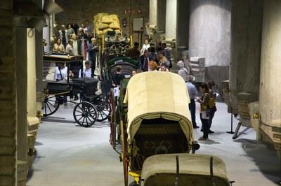 L'exposició a la Sala de Tines (foto: Localpres).