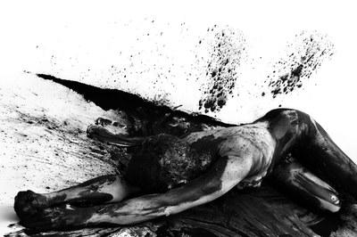 """Una de les imatges d'""""Identitat esculpida"""" (foto: Mar Hernández Plana)."""