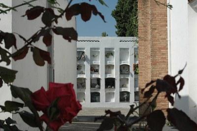 Per Tots Sants, el cementiri amplia el seu horari d'obertura (foto: Ajuntament).