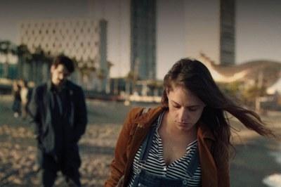 """David Verdaguer i María Rodríguez protagonitzen """"Els dies que vindran""""."""