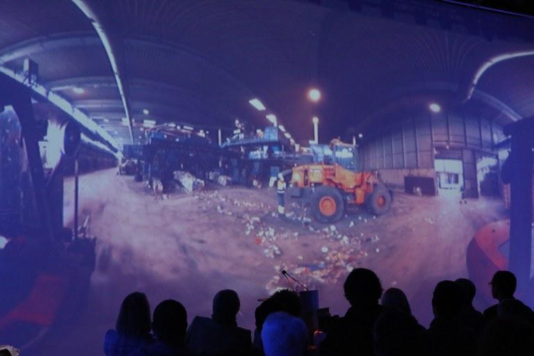 Imatge de la presentació de la campanya (foto: Consorci)