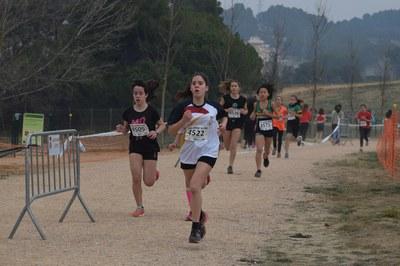 El Cros Escolar ha consistit en una dotzena de curses (foto: Localpres)