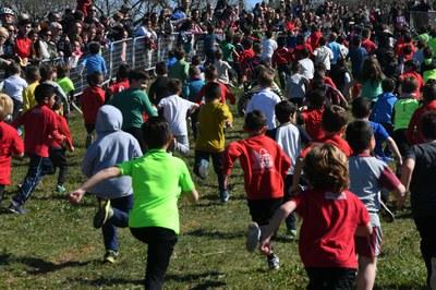 Les proves s'havien de celebrar al Parc de Ca n'Oriol (Foto:Ajuntament/Localpres).