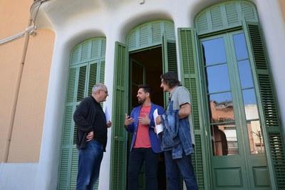 L'Ateneu serà un dels escenaris del festival.