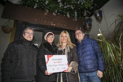 Concurs aparadors de Nadal 2018: 2n premi 'Erika Vigara Marhaba Spa'