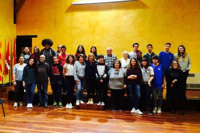 Imatge de tots els participants