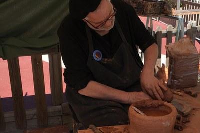 Les propostes per a nens i nens d' El Castell es reprenen amb un taller de ceràmica.