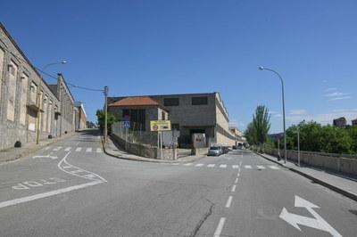 Un tram del passeig de la riera  serà per vianants entre les 18 i les 23 h (foto: Ajuntament de Rubí – Localpres).