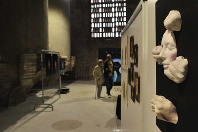El Peacock Rubí Art Festival ha portat els artistes emergents al Celler (foto: Localpres).