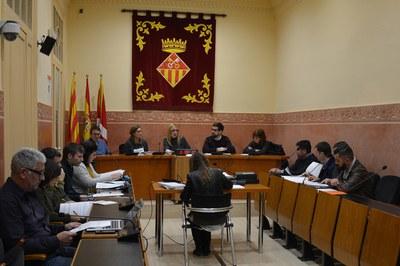El Ple de l'Ajuntament de Rubí ha aprovat per unanimitat la modificació del Pla d'extractives de Rubí.