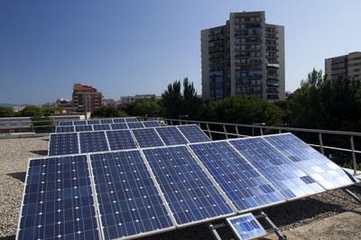 Treure profit dels terrats, un dels objectius del Rubí Brilla (Foto: Ramon Vilalta).