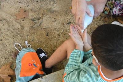 La trobada ha tractat les extraescolars en pandèmia (foto: Ajuntament de Rubí – Localpres).