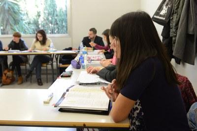 El curs dóna dret a fer els exàmens de Cambridge English (foto: Localpres).