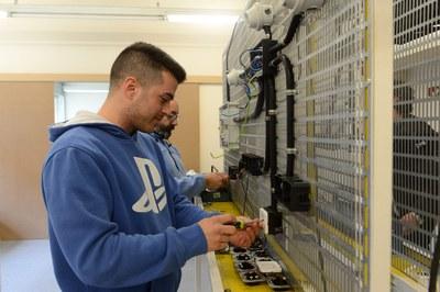 S'oferirà formació en diferents sectors professionals (foto: Localpres).