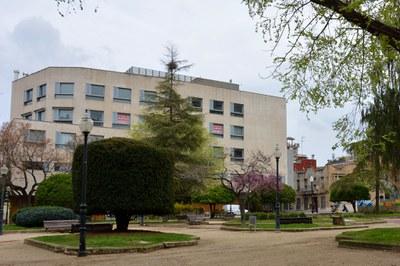 Els serveis recuperen el seu emplaçament habitual a la segona planta del carrer General Prim (foto: Ajuntament de Rubí).