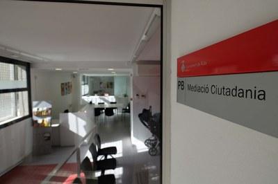 El Servei de Mediació segueix a disposició del veïnat de manera telemàtica (foto: Ajuntament de Rubí - Localpres).