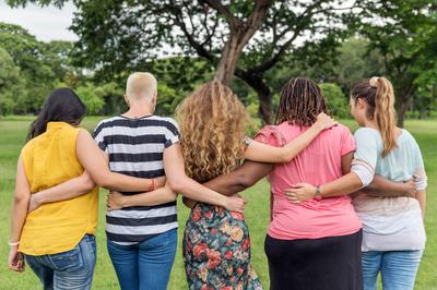 El grup ajuda a la prevenció i la recuperació de situacions de violència   (foto: Ajuntament de Rubí).