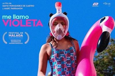 """""""Me llamo Violeta"""" es podrà veure el 25 d'octubre."""