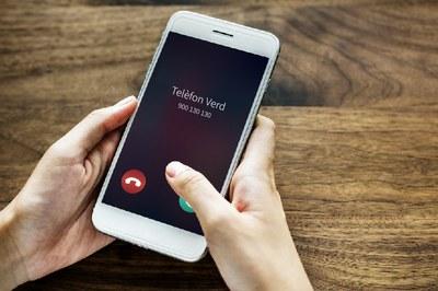 Mitjançant el Telèfon Verd es pot gestionar la recollida d'esporga i de mobles vells (foto: Ajuntament de Rubí).