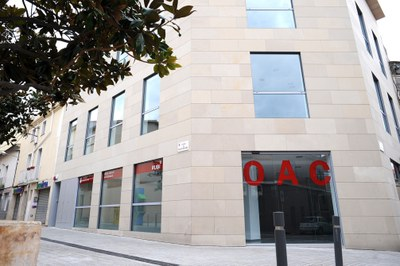 Les sol•licituds per beneficiar-se d'aquests ajuts s'han de presentar a qualsevol de les dues OAC de la ciutat (foto: Lídia Larrosa).