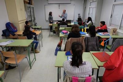 Institut Torrent dels Alous (foto: Localpres).