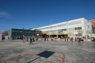 Escola 25 de Setembre (foto: Localpres).