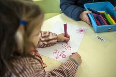 Els centres presenten aquests dies el seu projecte educatiu (foto: Ajuntament de Rubí – César Font).