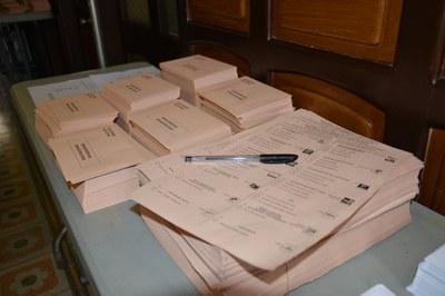 Les eleccions tenen lloc aquest diumenge (Foto: Ajuntament/Localpres).