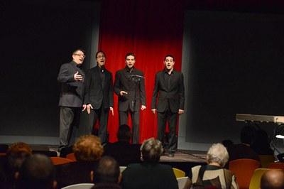Els premis es lliuraran en el marc dels Vermuts Musicals del Pinar (foto: Localpres).