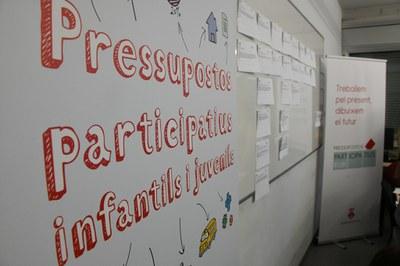 Els pressupostos infantils convoquen els nois i noies de 8 a 16 anys (foto: Ajuntament - Localpres).